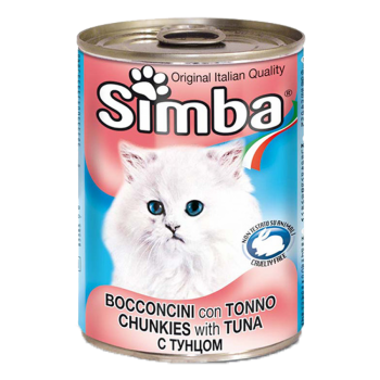 Simba Alimento Gato c/ Atum...