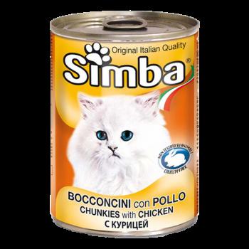 Simba Alimento Gato c/...