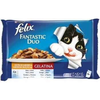 Purina Felix Fantastic Duo...