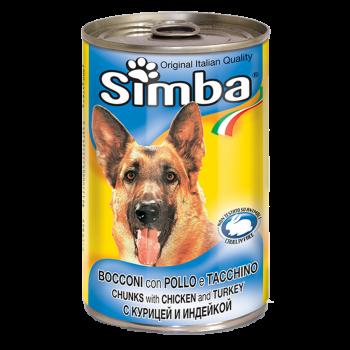 Simba Alimento Cão c/ Carne...