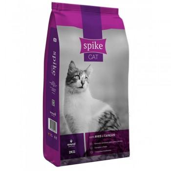 Spike Cat Aves e Cereais 2 kg