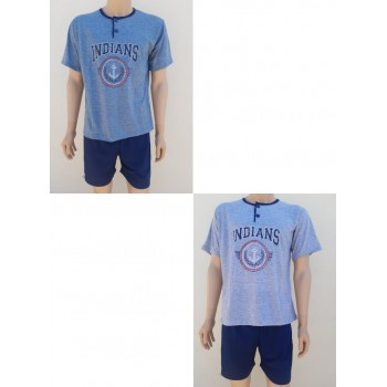 Pijama Verão Homem Ref 6036