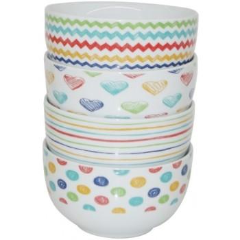 Taça Cereais Emp. Porcelana...