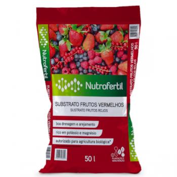 Substrato Frutos Vermelhos...