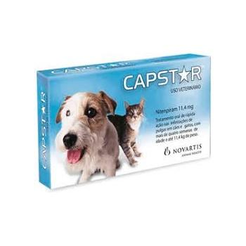 Capstar Azul 11.4 mg