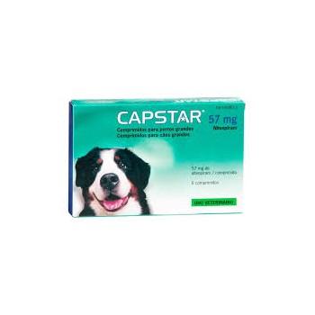Capstar Verde 57  mg